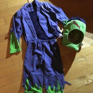 Other - 2/20$ FRANKENSTEINS monster 5-6 costume